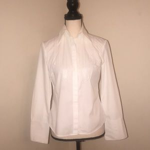 Beautiful Buttoned Blouse. The Limited. Size Small